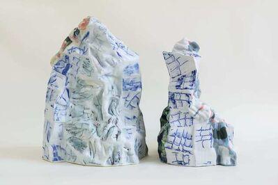 Babs Haenen, 'Bending the Walls 'Pleasures and Places'', 2018