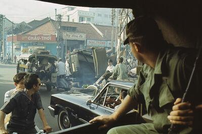 The Family Acid, 'Three Quarter Ton Saigon Flipover, November', 1969