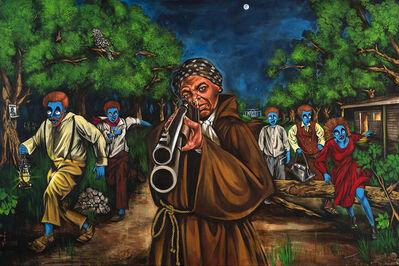 Komi Olaf, 'Harriet Tubman - Underground/Liberty', 2018