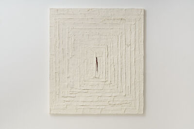 Harmony Hammond, 'Bandaged Quilt #1', 2018-19