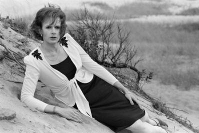 Mariette Pathy Allen, 'Jane Posing on the Dunes, Provincetown, MA', 1988