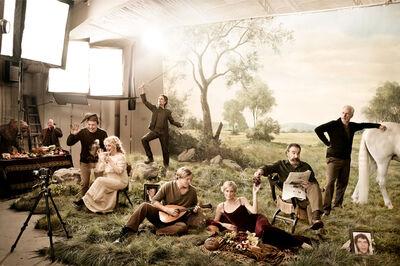 """Art Streiber, '""""The Princess Bride"""" Cast', 2011"""