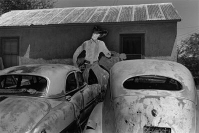 David Hurn, 'Tombstone, Arizona '