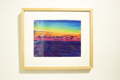 Christian Brechneff, 'Single Sunset Pastel', 2020