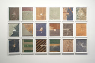 Mishka Henner, 'Eighteen Pumpjacks Portfolio', 2013