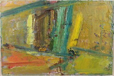 Richard Fitton, 'Abstract interior', 2017