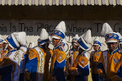 Matt Eich, 'Marching Band, Greenwood, Mississippi', 2011