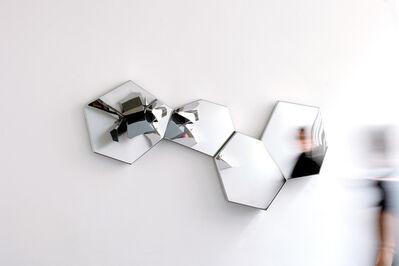 ARIK LEVY, 'LogSlice 4', 2012