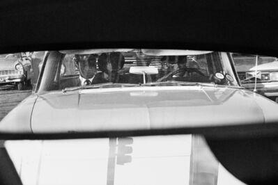 David Goldblatt, 'While in traffic: Johannesburg, May 1967', 1967