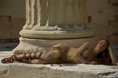 Michael Yamaoka, 'Goddess of the Acropolis with Small Vase', 2018