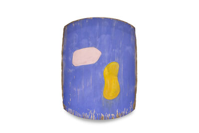 Ron Gorchov, 'Jothunheimer,2017,oil on canvas,74x58,5x15cm', 2017