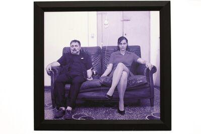 Giuliano Galletta, 'Blue sofa', 2006