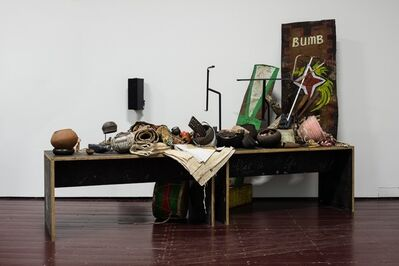 Newell Harry, 'Untitled (Objects and Anagrams for R.U. & R.U. (Part II)', 2015