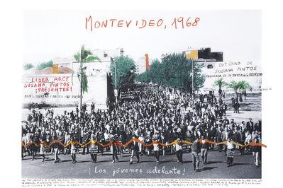 Marcelo Brodsky, 'Montevideo 1968'