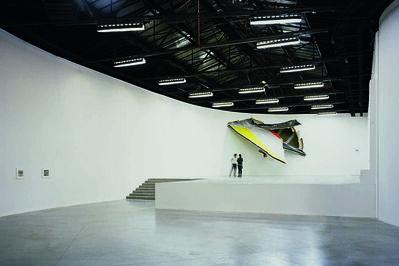 Felix Schramm, 'Omission (Palais de Tokyo - Paris)', 2009