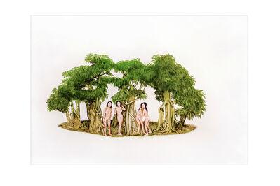 "Su-en Wong, 'The Forest IV - ""Island""', 2015"