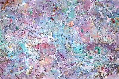 Hiro Sakaguchi, 'Gravitational Pull: Space', 2014