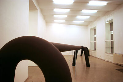 Sislej Xhafa, 'oblique motionless', 2011