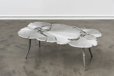 Claude Lalanne, 'Table basse Gingko', 2013