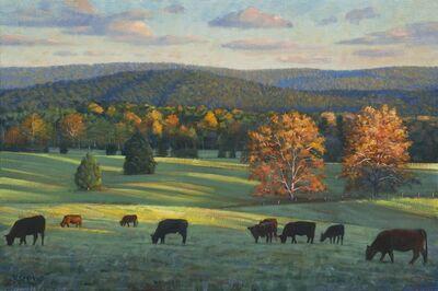 Bradley Stevens, 'Autumn Grazing', 2018