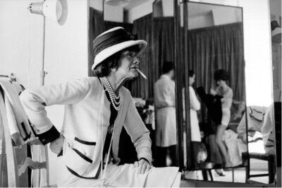 Douglas Kirkland, 'Coco Chanel', 1962