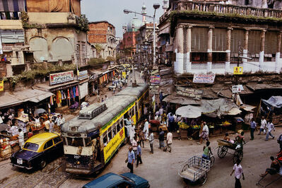 Steve McCurry, 'Tram, Calcutta , India', 1997