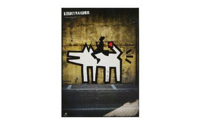 Kenny Random, 'Keith Haring Dog', 2009