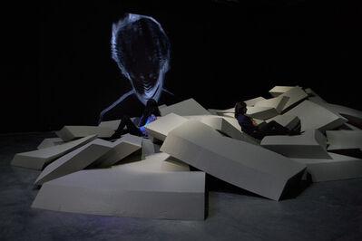 Céleste Boursier-Mougenot, 'Acquaalta', 2015