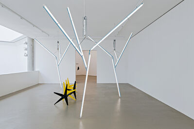 Martin Boyce, 'Our Love is Like the Flowers, the Rain, the Sea and the Hours', 2003