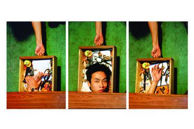 Jiang Zhi 蒋志, 'Object in Drawer', 1997