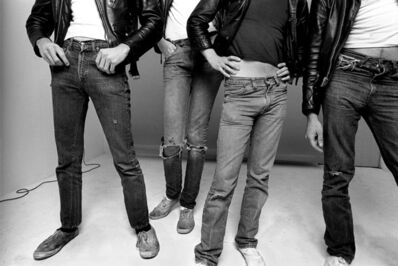 Norman Seeff, 'Jeans & Keds, The Ramones, Los Angeles, CA', 1977