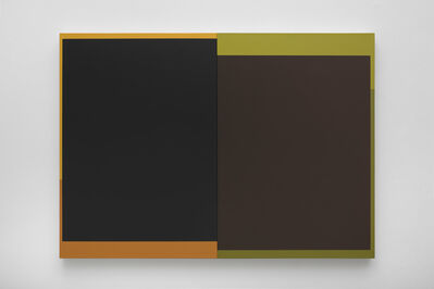 Richard Wilson (b.1944), 'Mendon ', 2017