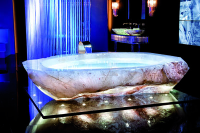 Baldi, 'Rock Crystal Quartz Bathtub', 2011