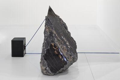 Haroon Mirza, ' »3rd Stone«', 2015