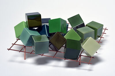Emmanuel Boos, 'Les compagnons dans le jardin (The companions in the garden)', 2018