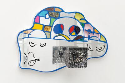 Gary Webb, 'Blue face', 2017