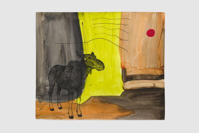 Benjamin Weissman, 'Moose Miro', 2019