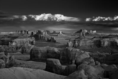 Mitch Dobrowner, 'Monument Valley', 2014