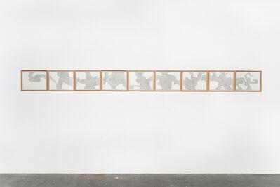 Mohamed Monaiseer, 'Mind Print IX', 2019