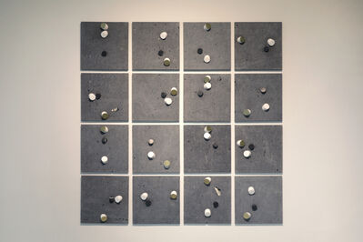 Elena Damiani, 'Orbital resonances (Three celestial objects and their possible astronomical alignements) ', 2019