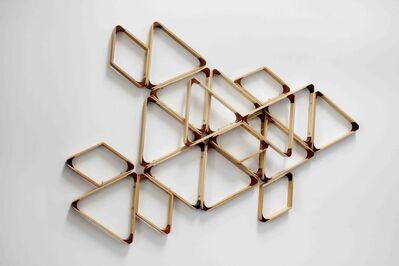 Dario Escobar, 'Grid No. 02', 2014