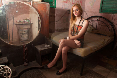 Mariette Pathy Allen, 'Laura at Home, Havana', 2013
