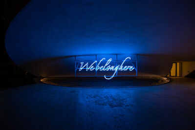 Tavares Strachan, 'We Belong Here', 2018