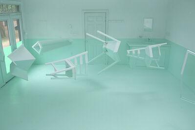 Kyung Woo Han, 'Green House 2', 2012