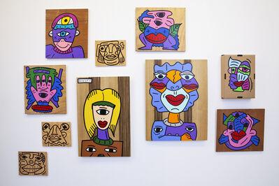 Binsky, 'Street Art Vibes', 2020