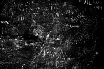 Mário Macilau, 'Writing on the Wall, Growing in Darkness Series', 2012-2015