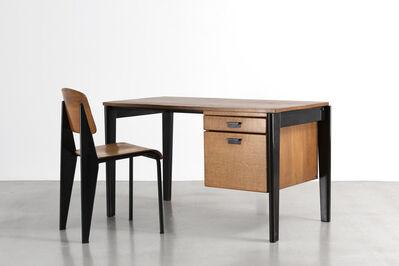 Jean Prouvé, 'Dactylo desk', ca. 1950