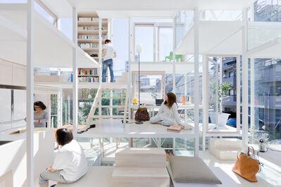 Sou Fujimoto Architects, 'House NA, Tokyo', 2007-2011