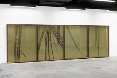 "Adrien Missika, '""Botanical Frottage"" variation series', 2017"