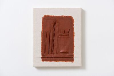 Anthony Miserendino, 'Shelf with Spiral Notebook', 2018